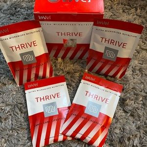 SAMPLE Thrive Lifestyle Mix CANDY CANE